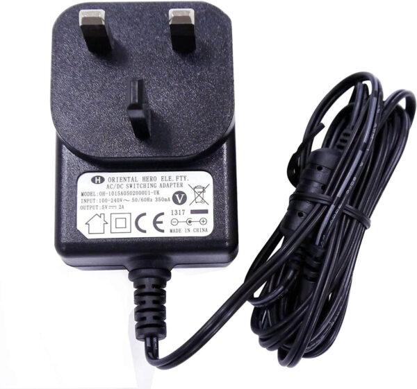 Yealink 10w UK power supply (1)